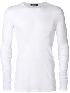 футболка с круглым вырезом Unconditional