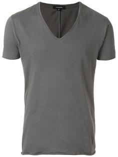 футболка с V-образной горловиной Unconditional