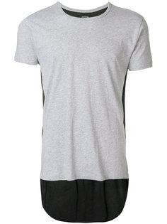 удлиненная футболка Unconditional