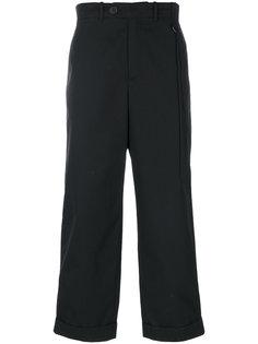 укороченные брюки свободного кроя Craig Green