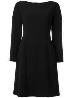 приталенное платье  Alberto Biani