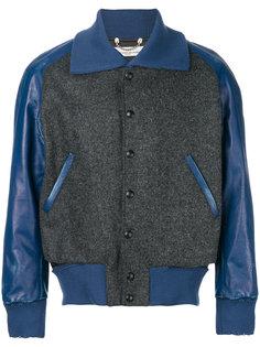 куртка в стиле колор-блок Golden Goose Deluxe Brand