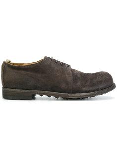 туфли со шнуровкой Officine Creative