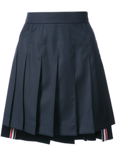 плиссированная юбка Super 130 Thom Browne