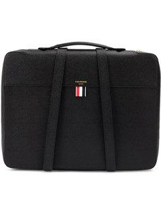 портфель с верхними ручками Thom Browne