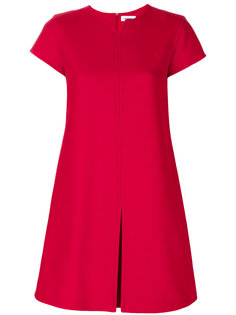 платье с V-образным вырезом  Courrèges