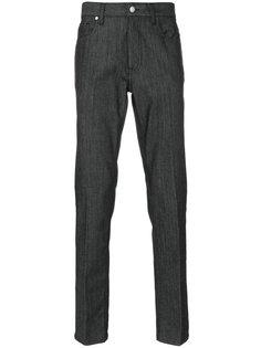 джинсы стандартного кроя Z Zegna