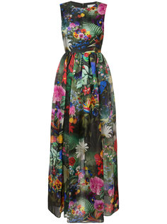 Shaw rose garden print gown Mary Katrantzou