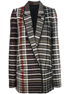 твидовое пальто  Haider Ackermann