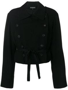 асимметричная свободная куртка  Ann Demeulemeester