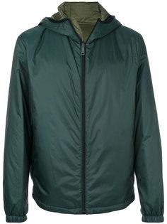 двухсторонняя стеганая куртка  Prada