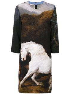 платье шифт Stubbs Stella McCartney