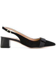 туфли-лодочки с ремешком на щиколотке Sam Edelman