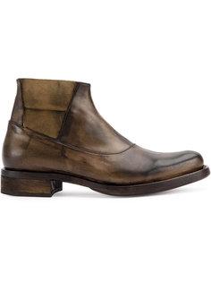 ботинки с панельным дизайном Cherevichkiotvichki
