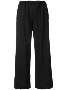 укороченные широкие брюки  Aspesi