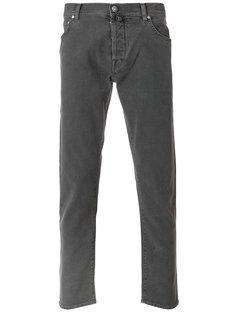 брюки узкого кроя Jacob Cohen