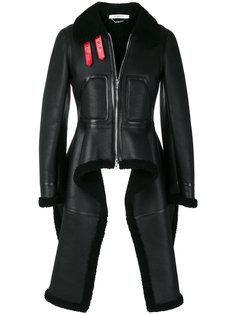 "асимметричная куртка-""авиатор"" Givenchy"