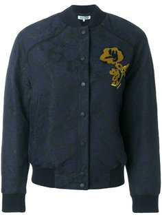 куртка-бомбер с цветочным узором  Kenzo