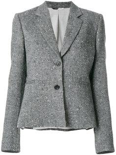 приталенный пиджак с вышивкой Ps By Paul Smith