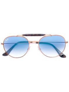 """солнцезащитные очки в стилистике """"авиаторы"""" Ray-Ban"""