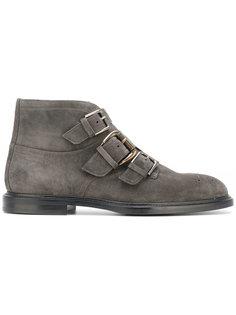 ботинки с ремешками Dolce & Gabbana