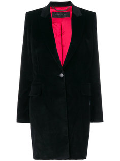 однобортное пальто  Barbara Bui