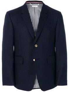 плетеный пиджак Thom Browne