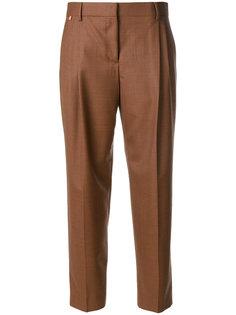 укороченные строгие брюки Paul Smith