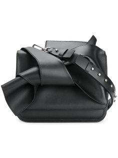 сумка с абстрактным бантом Nº21