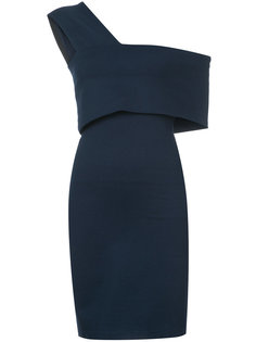 banded shoulder dress Rosetta Getty