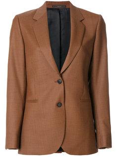 классический приталенный пиджак Paul Smith