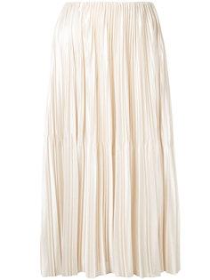 плиссированная юбка Astraet