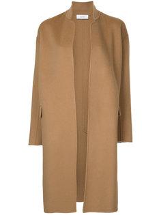 строгое длинное пальто  Astraet