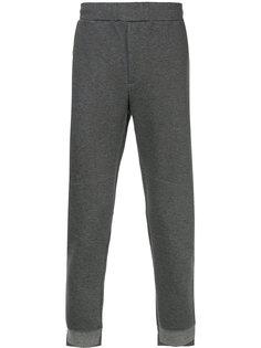 спортивные брюки с асимметричными манжетами En Route