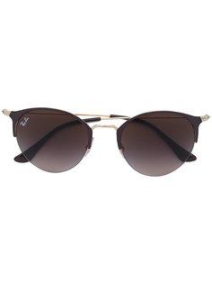 """солнцезащитные очки в оправе """"кошачий глаз"""" Ray-Ban"""