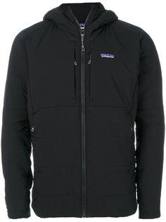 куртка с капюшоном и карманами на молнии Patagonia
