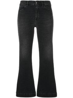 укороченные расклешенные джинсы The Seafarer