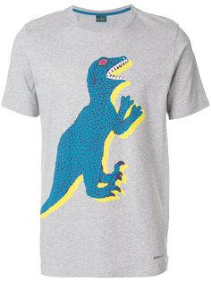 футболка с принтом динозавра Ps By Paul Smith