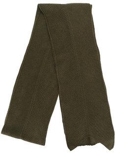 классический вязаный шарф Cédric Charlier