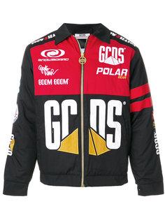 мотоциклетная куртка на молнии Gcds