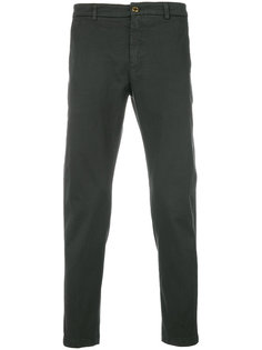 брюки кроя скинни Department 5
