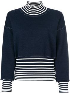 свитер в полоску  Loewe