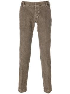 вельветовые брюки Entre Amis