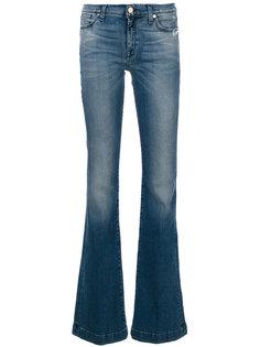 слегка расклешенные джинсы Charlize 7 For All Mankind