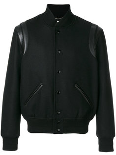 куртка Varsity  Saint Laurent