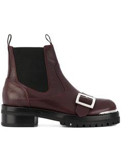 ботинки челси с ремешком Alexander McQueen