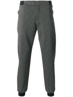 спортивные брюки с пряжками Les Hommes