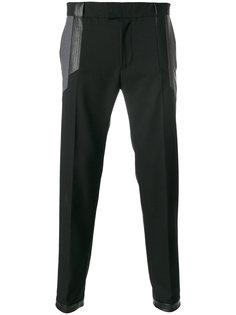 брюки в стиле casual Les Hommes