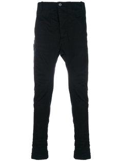 брюки с заниженным шаговым швом 11 By Boris Bidjan Saberi