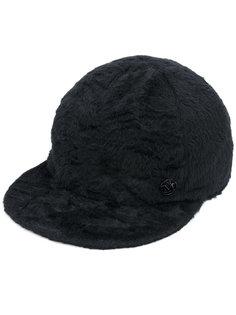 пушистая кепка Maison Michel
